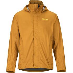 Marmot PreCip Eco Jacket Men yellow